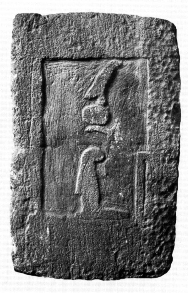 Abydos Grabstele