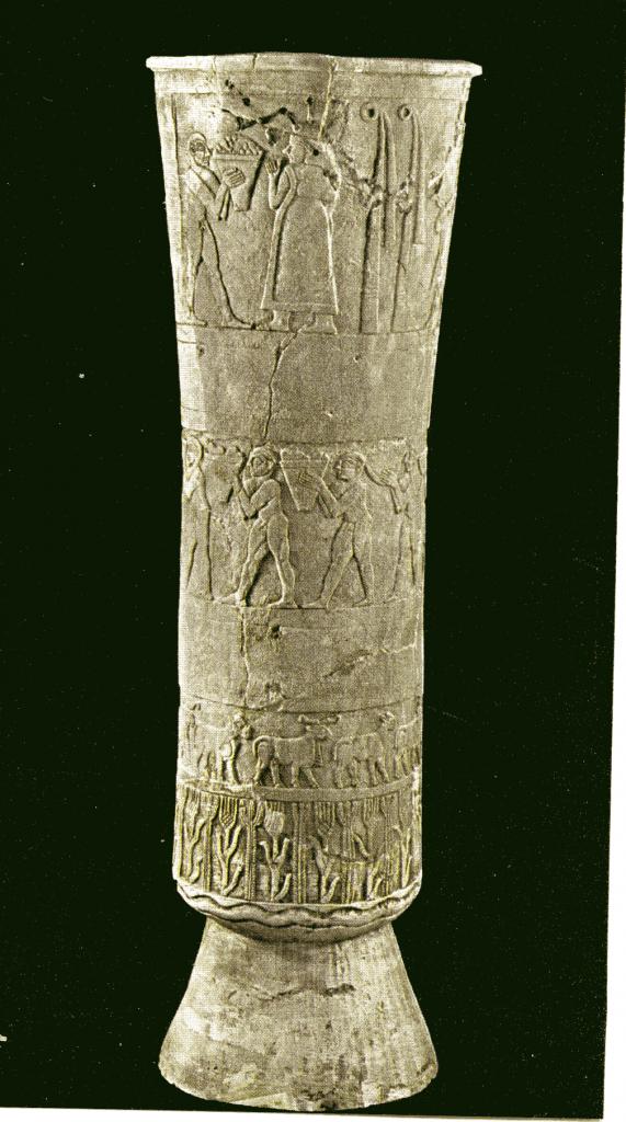 Alabastervase-von-Uruk