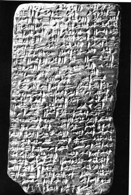 Amarna-Brief