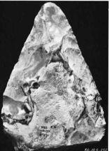 Dreieckige Silex 2