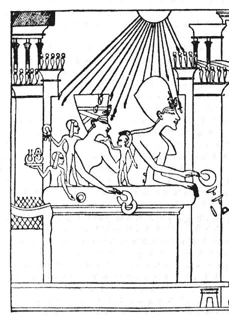 Echnatons-Gefangene