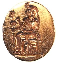 Gold der Kandake