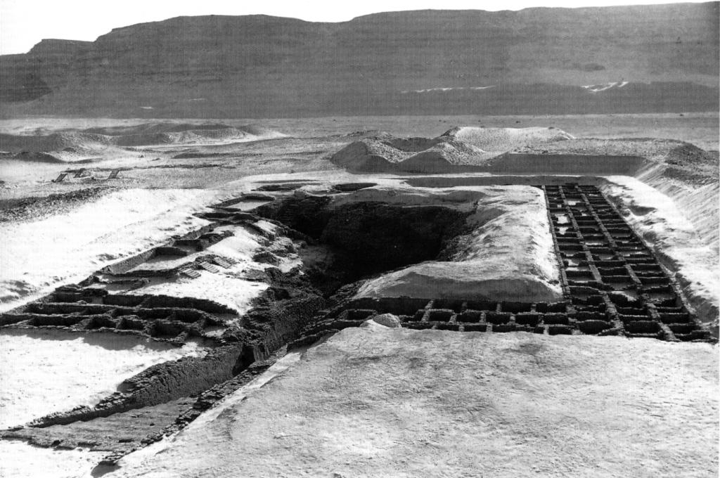 Grab des Hor-Den in Abydos