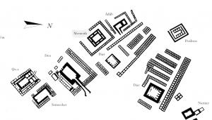 Grabanlagen-Abydos