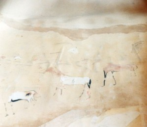 Hierakonpolis Pferde