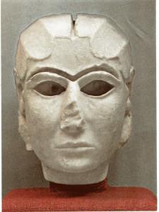 Inanna-Kopf ? Woolley S. 41