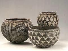 Keramik Nubien