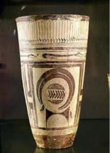 Keramik aus Susa