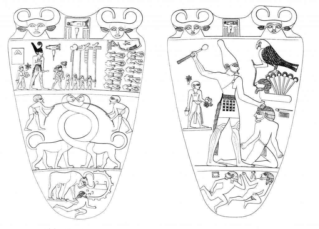 Narmer-Palette