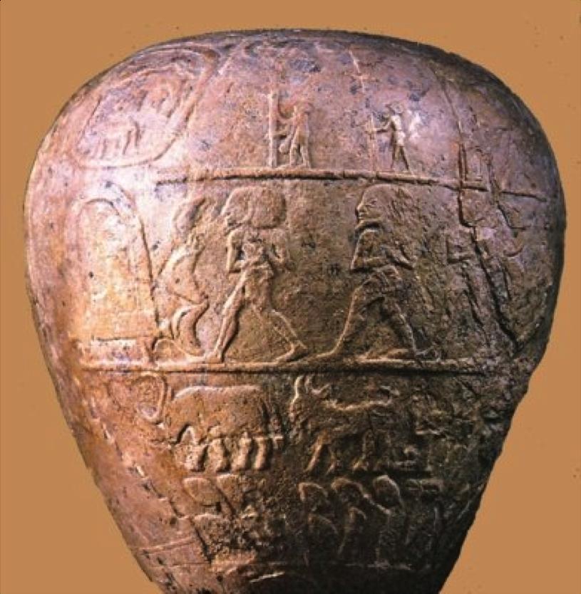 Narmers Keulekopf