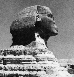 Sphinx Profil Zink