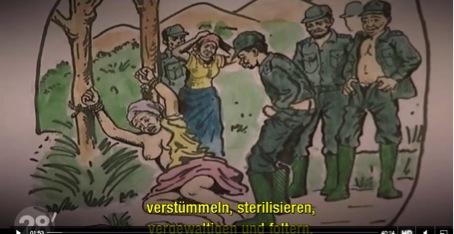 vergewaltigung im Krieg